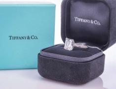 Tiffany 3+ Carat Diamond Ring